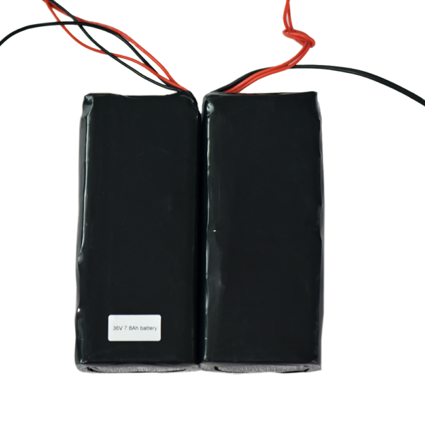 36V 7.8Ah scooter lithium battery