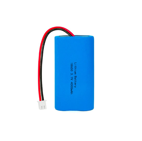 1S2P 18650 battery